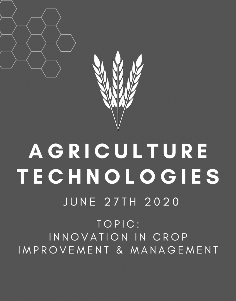 Crop improvement webinar